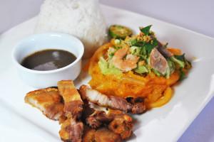 Lechon Kawali Fiesta Meal