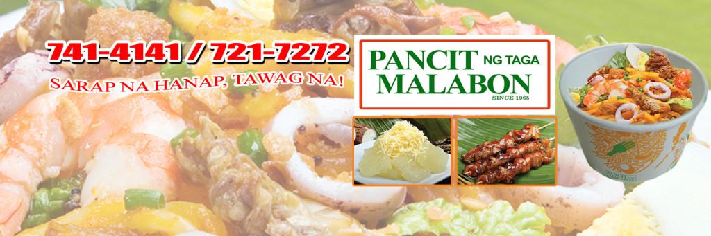 Pancit ng Taga Malabon - Order Now!