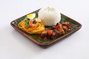 Binagoongang Baboy Fiesta Meal