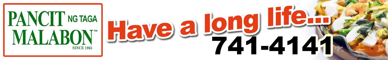 Pancit ng Taga Malabon – Call 741-4141